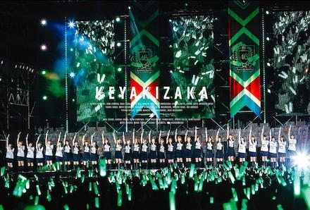 欅坂46ライブ
